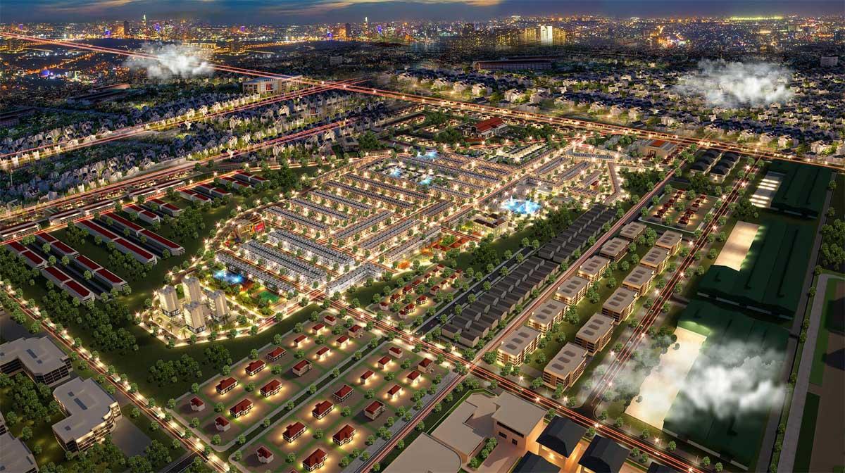 Dự án Khu đô thị PNR Estella Sông Mây Đồng Nai