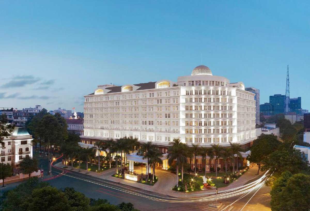 Park Hyatt Saigon - TẬP ĐOÀN HYATT