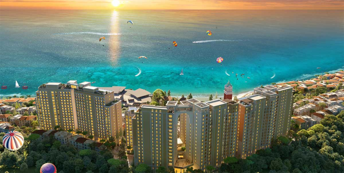 Phoi canh Sun Grand City Hillside Residence - SUN GRAND CITY HILLSIDE RESIDENCE