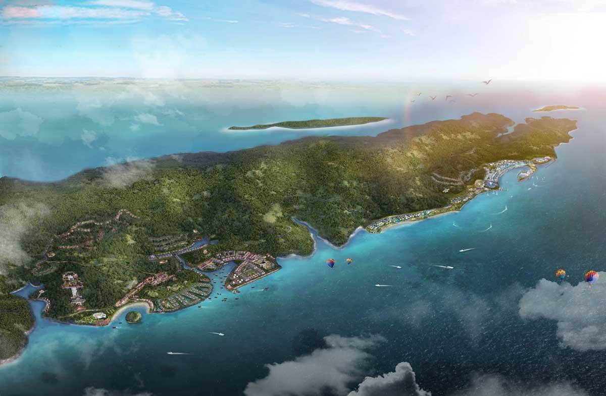Dự án Vega City Vân Đồn Quảng Ninh