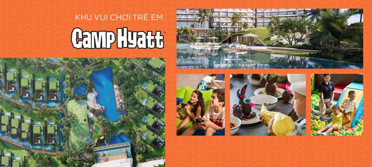 khu vui choi tre em camp hyatt - Hyatt Regency Ho Tram Residences