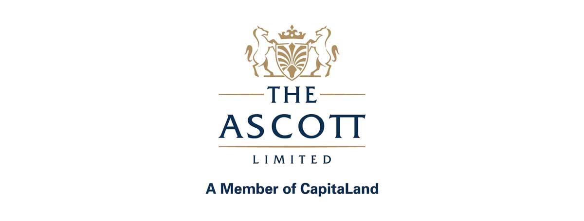 logo the ascott - THE ASCOTT LIMITED