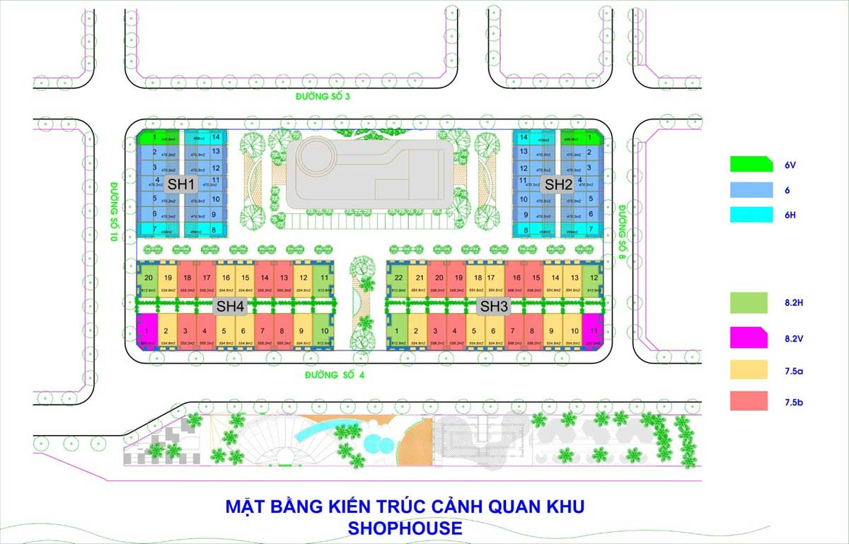 mat bang tong the khu nha pho shophouse Lagisan Harbour City - Lagisan Harbour City