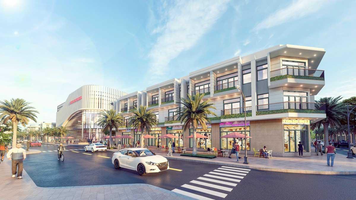 shophouse long hoi central point - LONG HỘI CENTRAL POINT