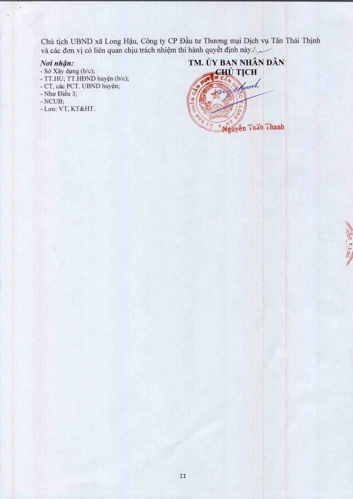 1 phan 500 kdc tm tan thai thinh 11 - Dự án Khu dân cư Thương mại Tân Thái Thịnh