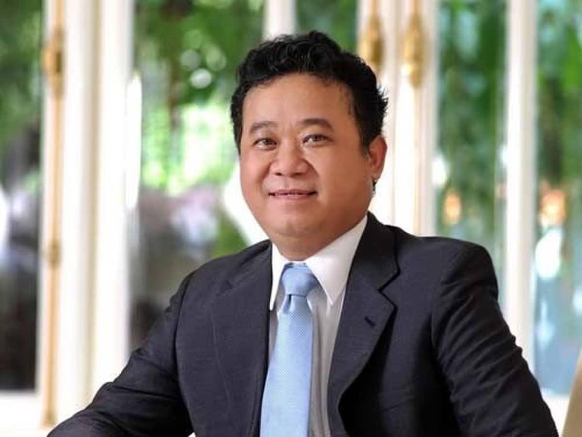 Dang Thanh Tam Chu tich HDQT Tong cong ty Phat trien Do thi Kinh Bac - Đặng Thành Tâm - Chủ tịch HĐQT Tổng công ty Phát triển Đô thị Kinh Bắc