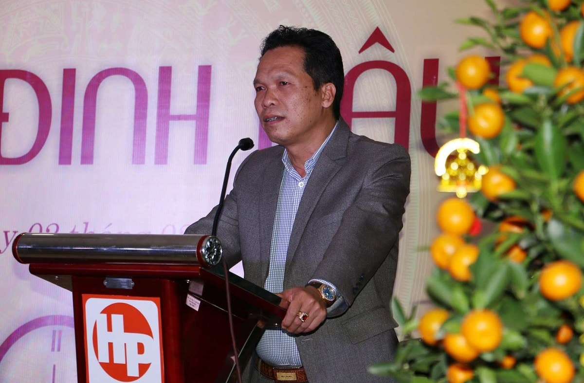 Do Quy Hai Chu tich HDQT Cong ty CP Dau Tu Hai Phat - Top 10 Đại gia Bất động sản giàu nhất Việt Nam đầu năm 2021