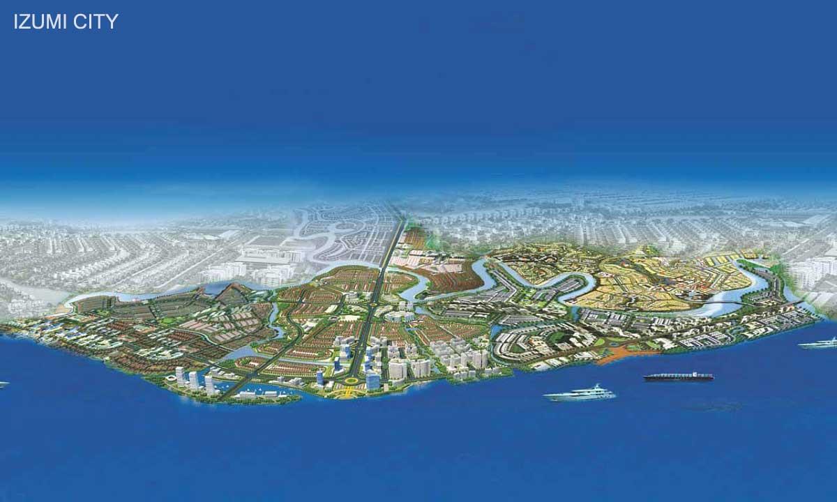 Du an Izumi City Nam Long - Izumi City