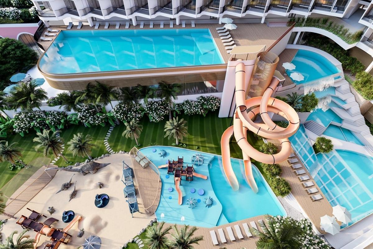 Ho boi Charm Resort Quy Nhon - CHARM RESORT QUY NHƠN