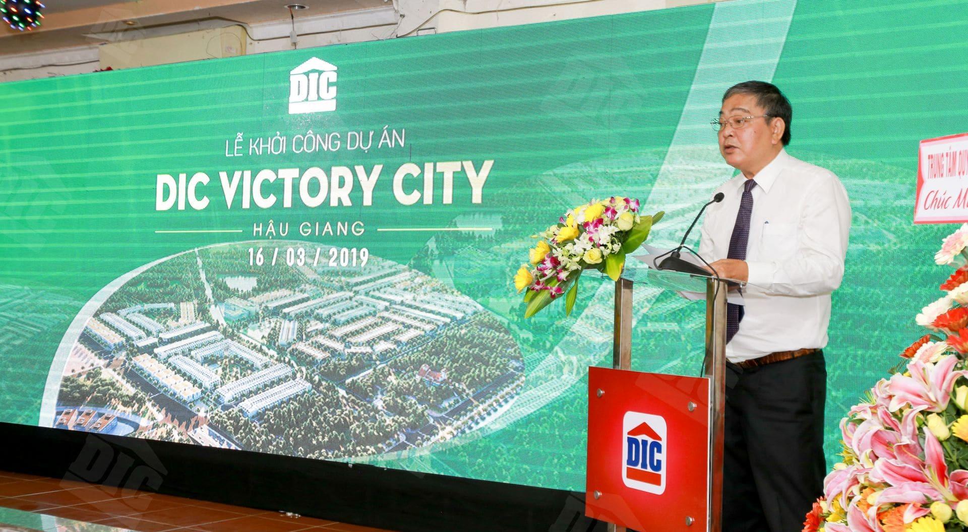 Le dong tho DIC Victory City Hau Giang - DIC VICTORY CITY