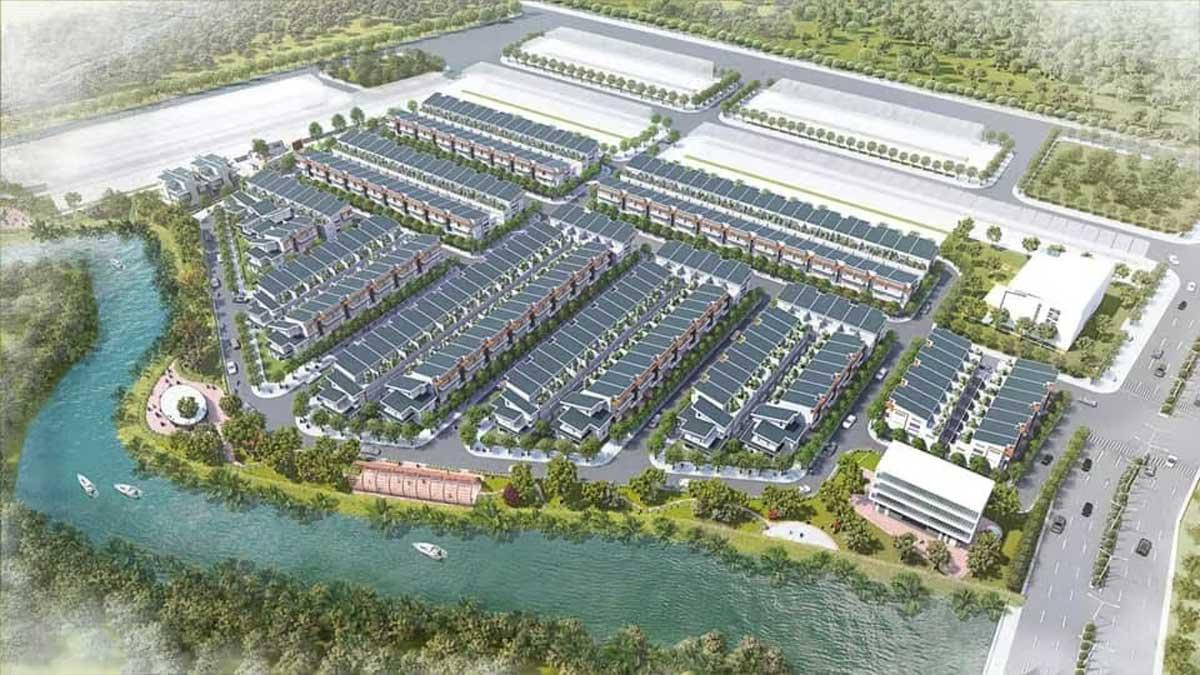 Dự án Khu dân cư Thương mại Tân Thái Thịnh