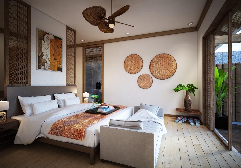 Phong ngu Charm Resort Quy Nhon - CHARM RESORT QUY NHƠN