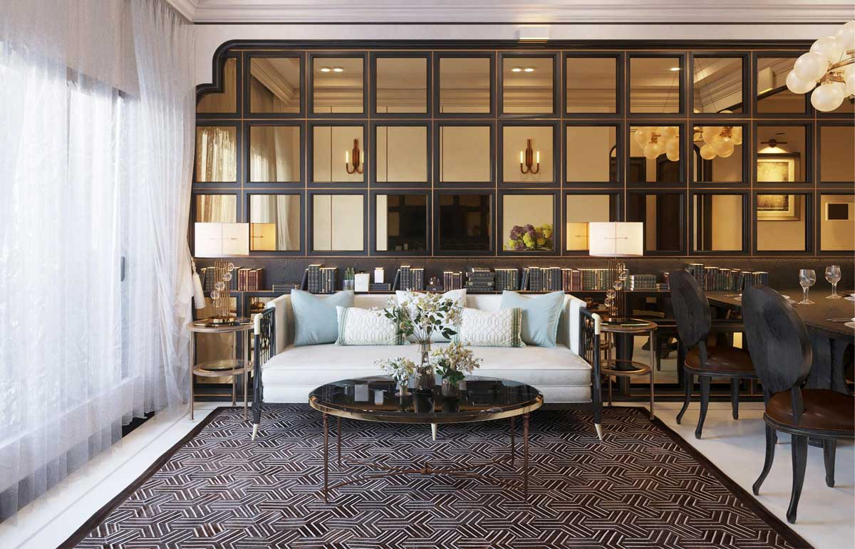 Sofa phong khach nha mau picity thu duc - Picity Thủ Đức