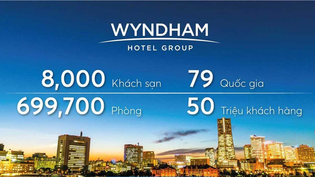 Thong ke Wyndham Hotels Resorts - WYNDHAM HOTELS AND RESORTS
