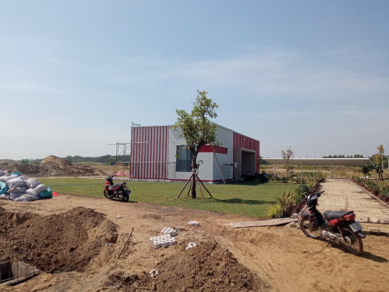 Tien do thi cong Du an Thuong mai Tan Thai Thinh - Dự án Khu dân cư Thương mại Tân Thái Thịnh