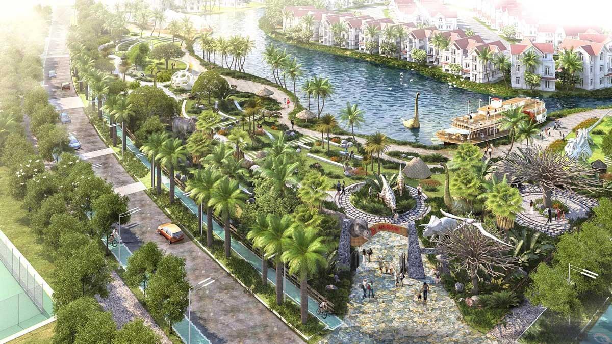 Tien ich noi khu Du an Khu do thi Vinhomes Dream City Hung Yen - Vinhomes Dream City