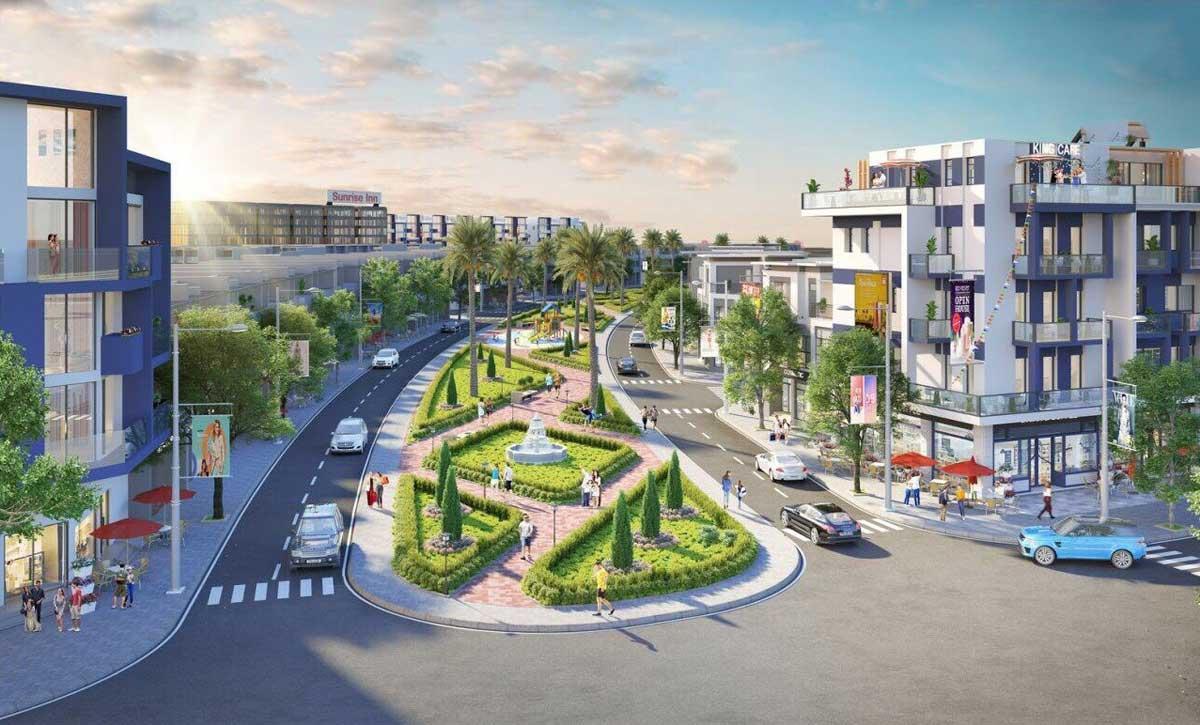 Tien ich noi khu Du an The Parkhill City - The Parkhill City Phan Thiết