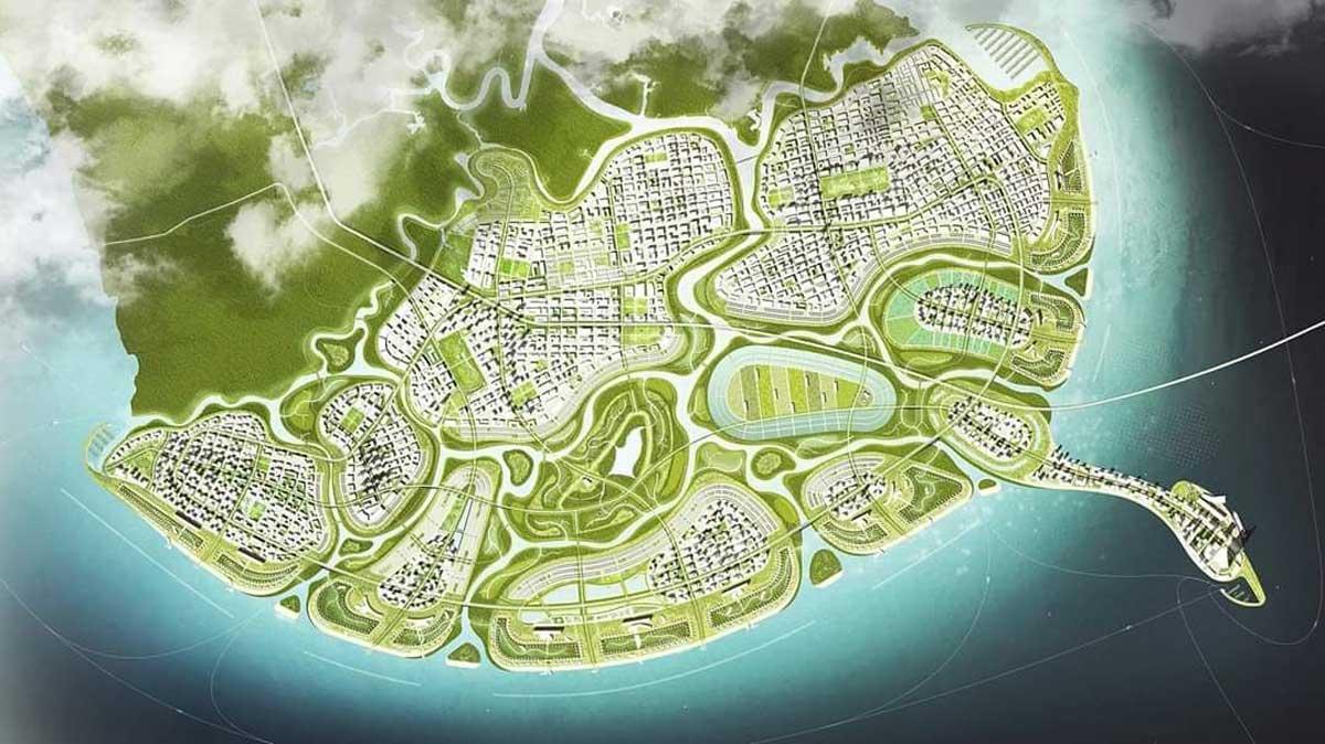 Dự án Khu đô thị Vinhomes Long Beach Cần Giờ