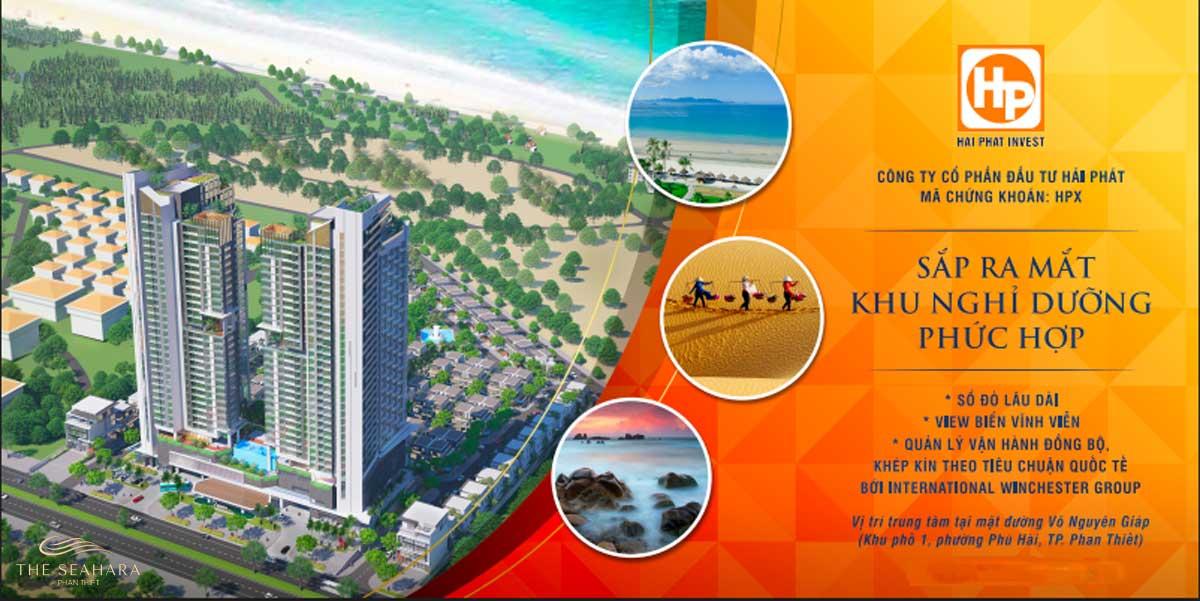 can ho the seahara phan thiet - THE SEAHARA HOTEL & RESORT PHAN THIẾT