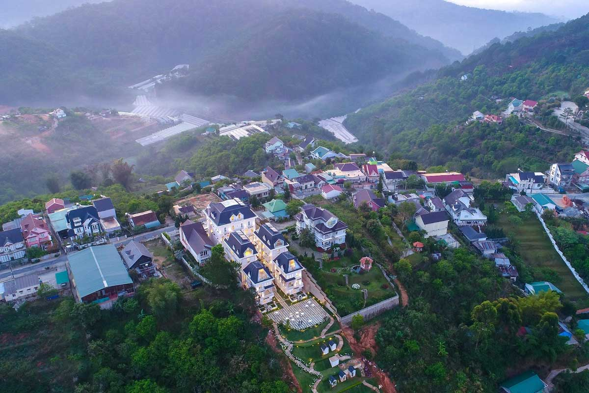 Dự án Charm Resort Đà Lạt