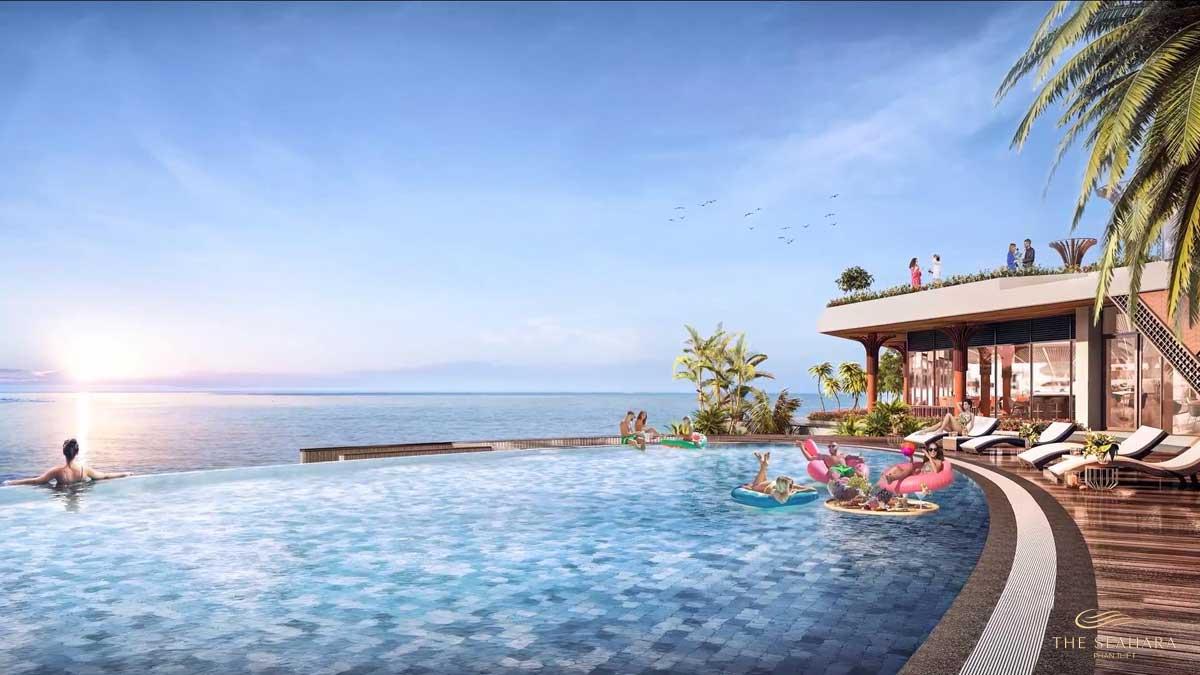 ho boi the seahara phan thiet - THE SEAHARA HOTEL & RESORT PHAN THIẾT