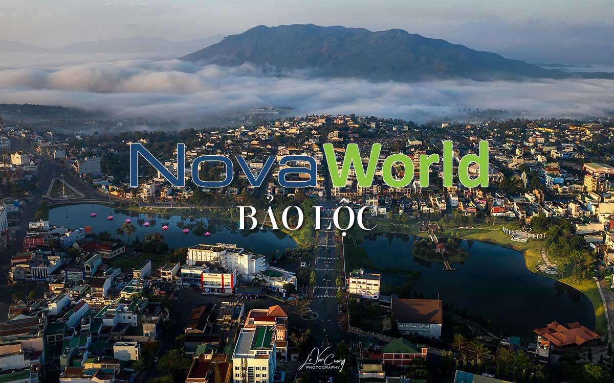 Dự án Khu đô thị NovaWorld Bảo Lộc