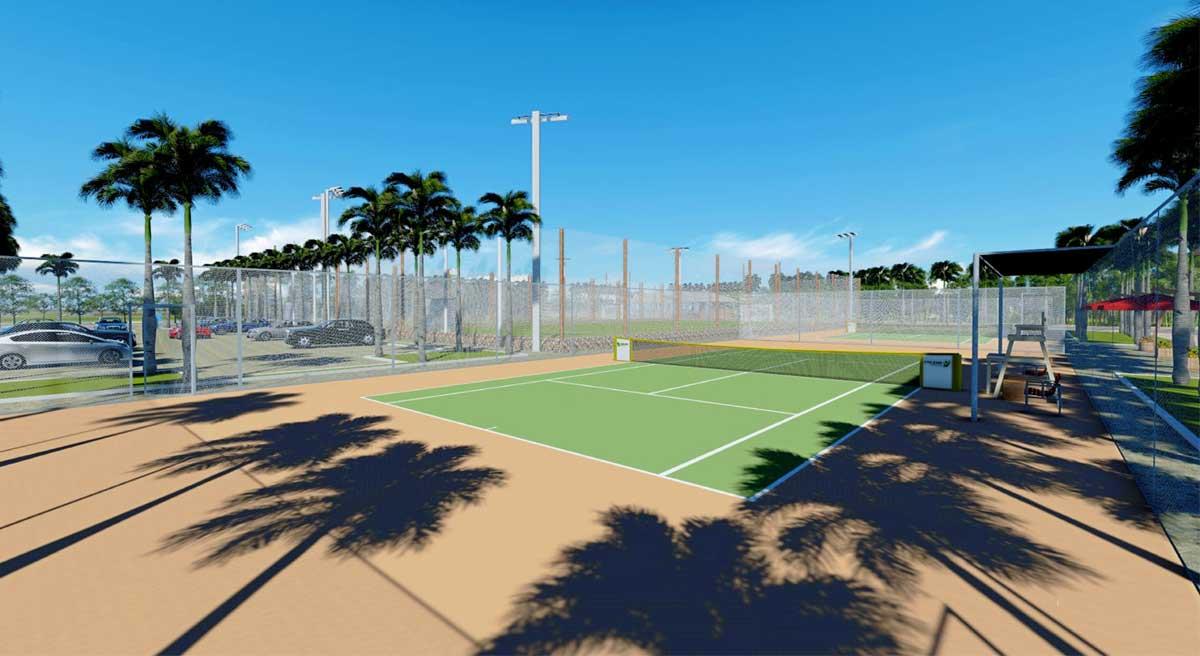 san tennis du an five star eco city - DỰ ÁN FIVE STAR ECO CITY