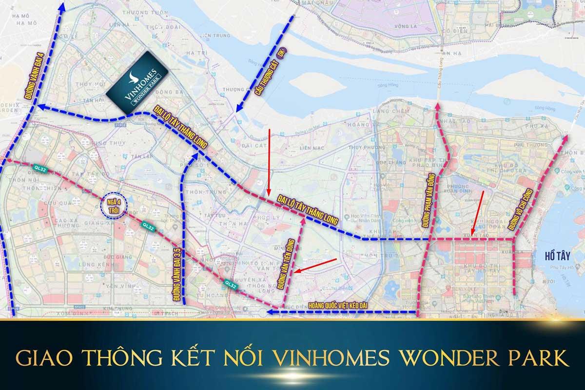 vi tri du an vinhomes wonder park - Vinhomes Wonder Park