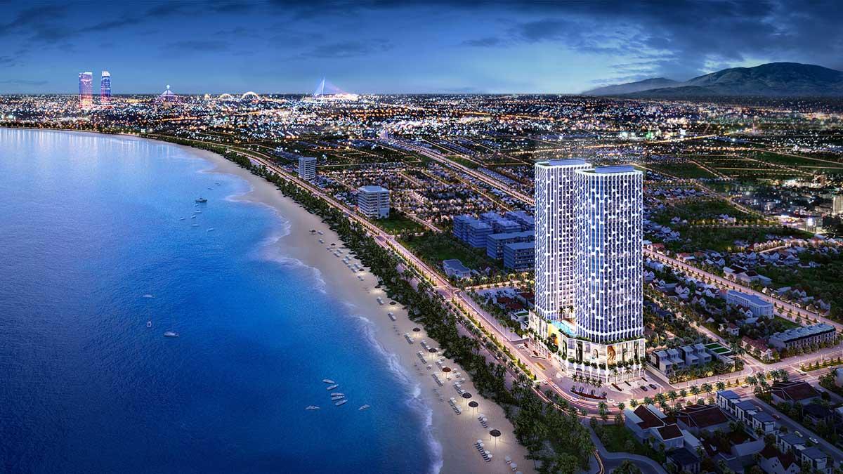 Dự án Căn hộ Asiana Luxury Residences Đà Nẵng