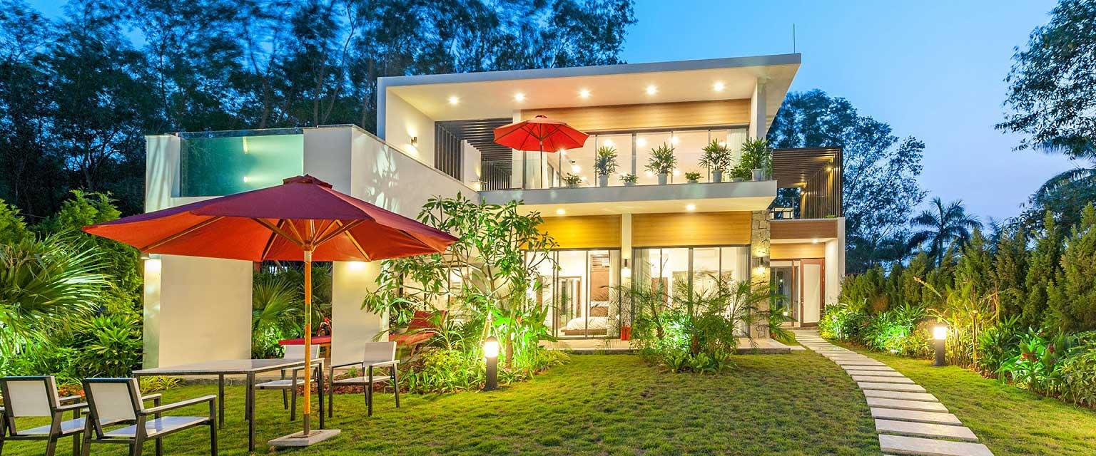 Biet thu Du an Charm Resort Lac Duong - CHARM RESORT LẠC DƯƠNG