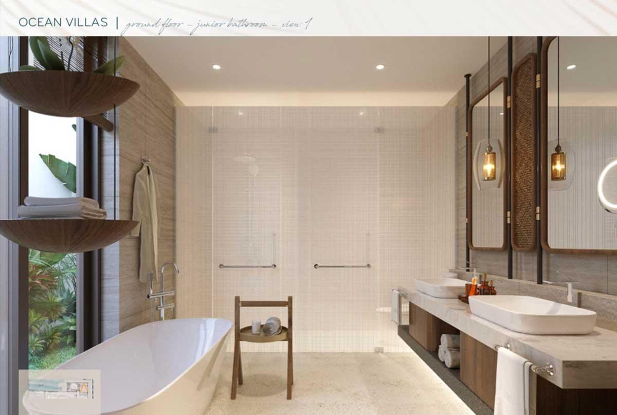 Bon tam Toilet Biet thu Don lap Edna Grand Mercure 432m2 512m2 dat - EDNA GRAND MERCURE PHAN THIẾT