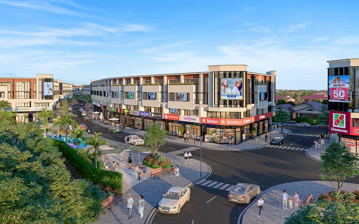 Dự án Charm Resort Lạc Dương