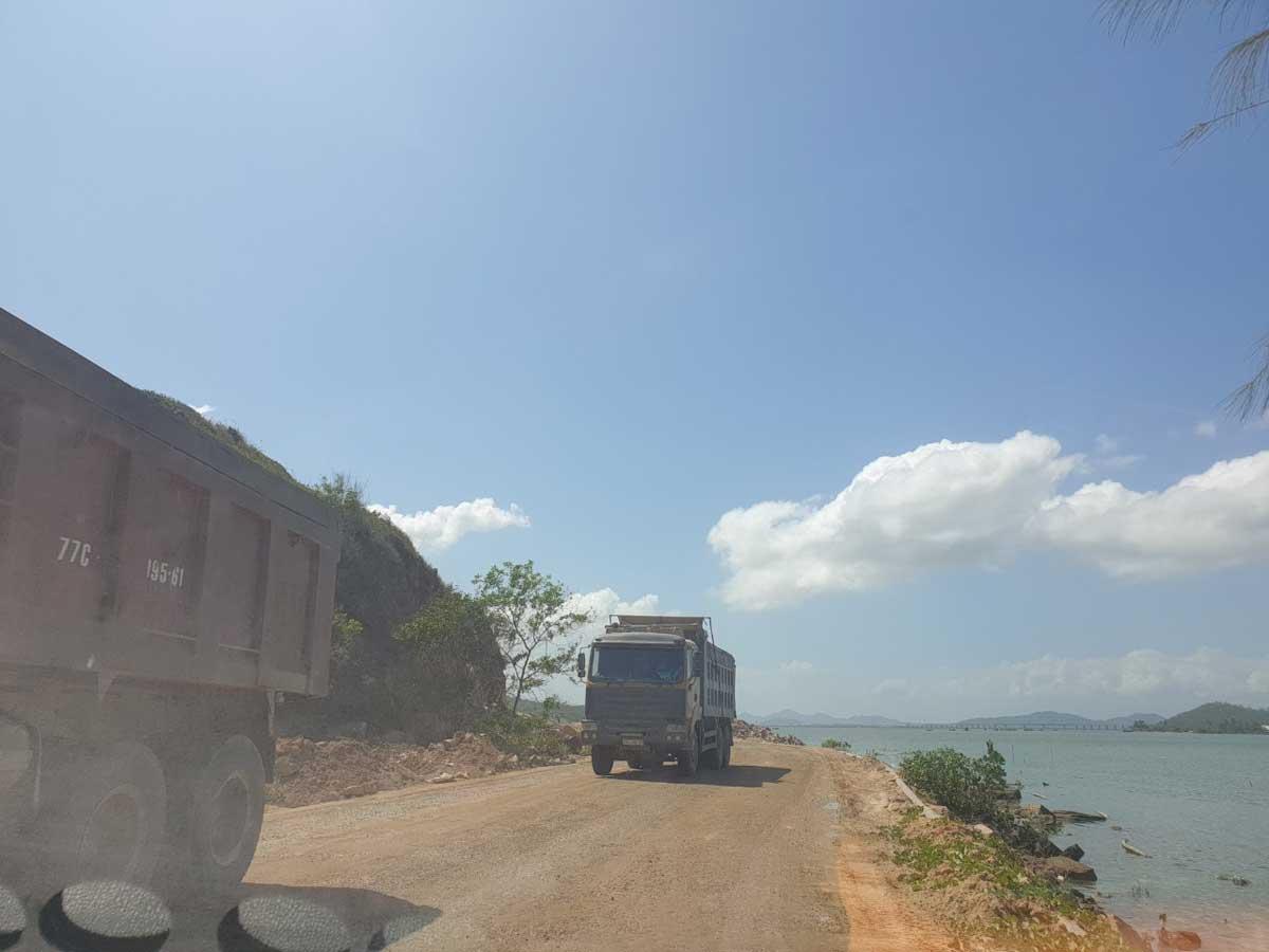 Cong truong thi cong Hai Giang Merry Land 2021 - HẢI GIANG MERRY LAND QUY NHƠN