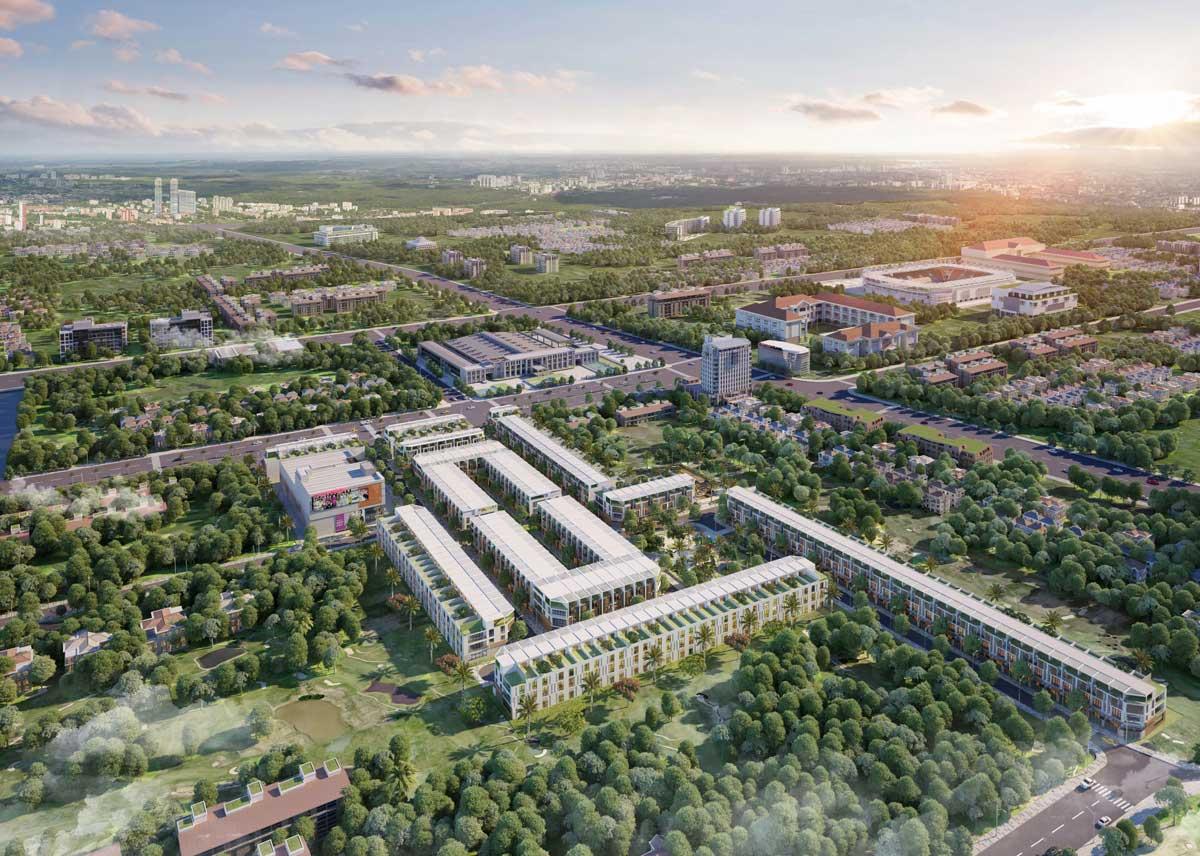 Toàn cảnh Dự án Prime City Bình Phước