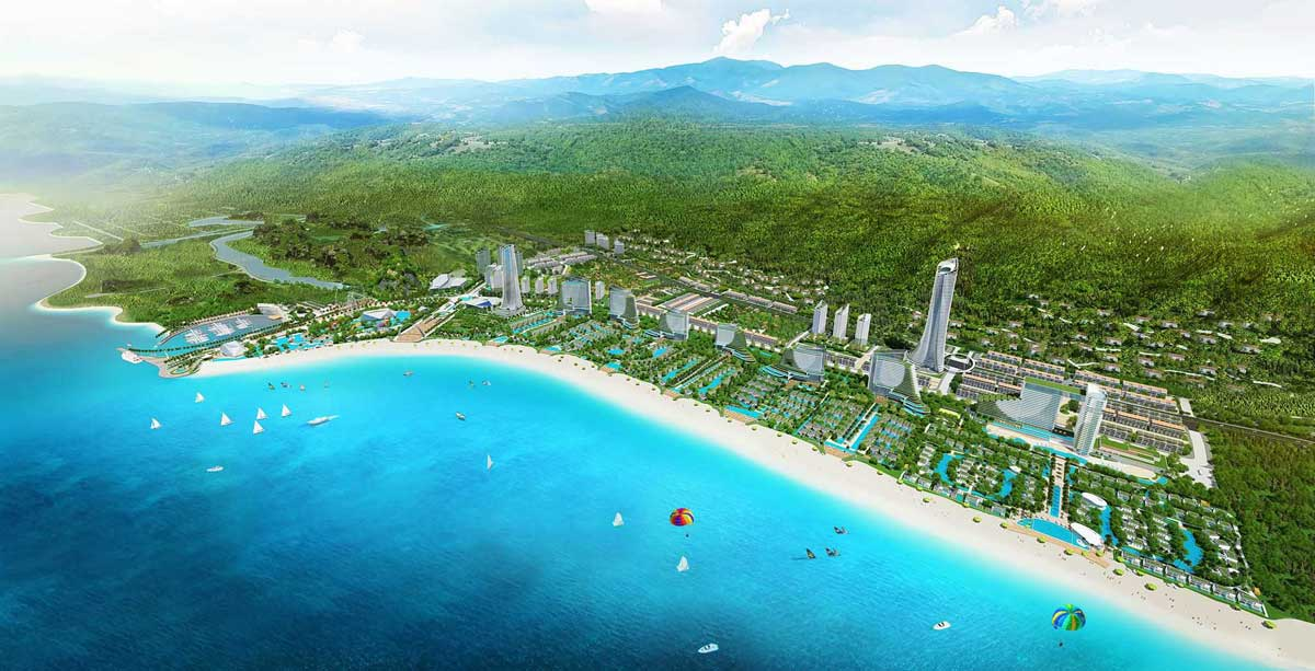 Dự án Khu đô thị Sonasea Vân Đồn Harbor City
