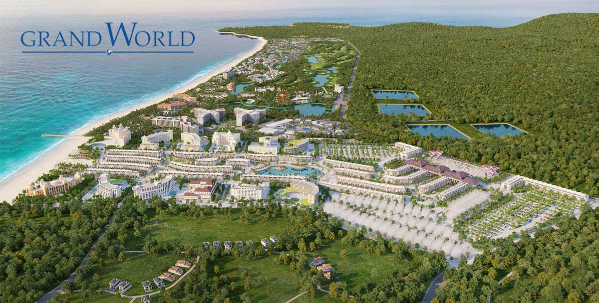 Grand World - GRAND WORLD PHÚ QUỐC