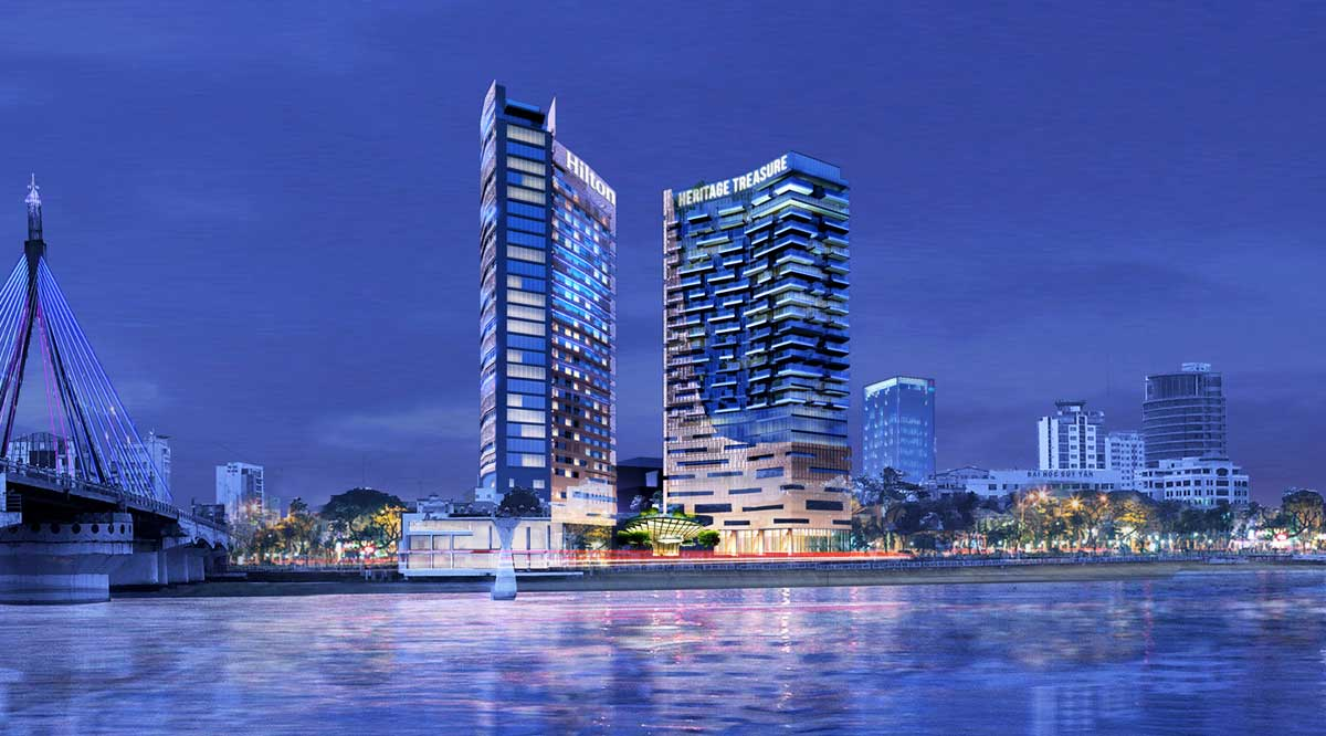 Hilton Da Nang - HILTON WORLDWIDE