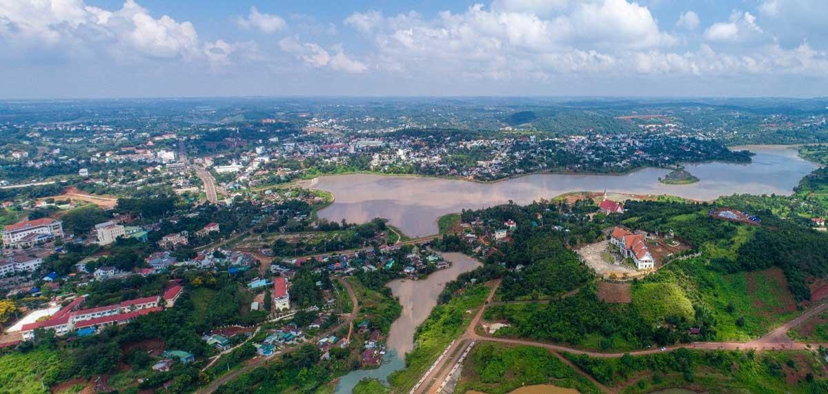 Ho Dak Rtih - Hồ-Đắk-R'tih
