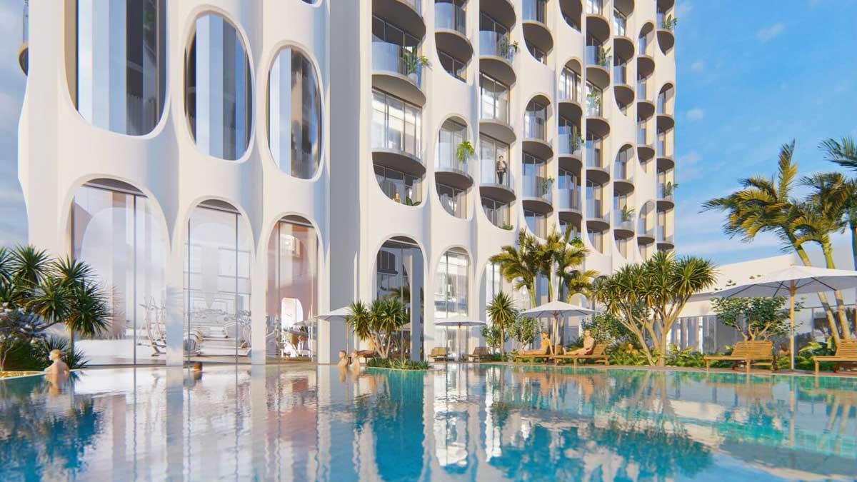 Ho boi Asiana Luxury Residences Da Nang - Asiana Luxury Residences