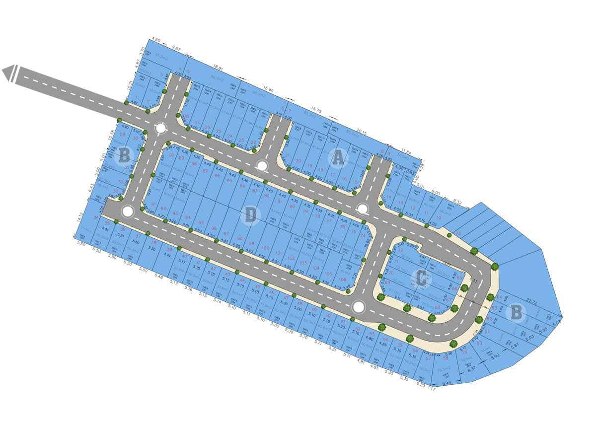 Mat bang Nha pho One Palace Luxury Residence - Mặt-bằng-Nhà-phố-One-Palace-Luxury-Residence