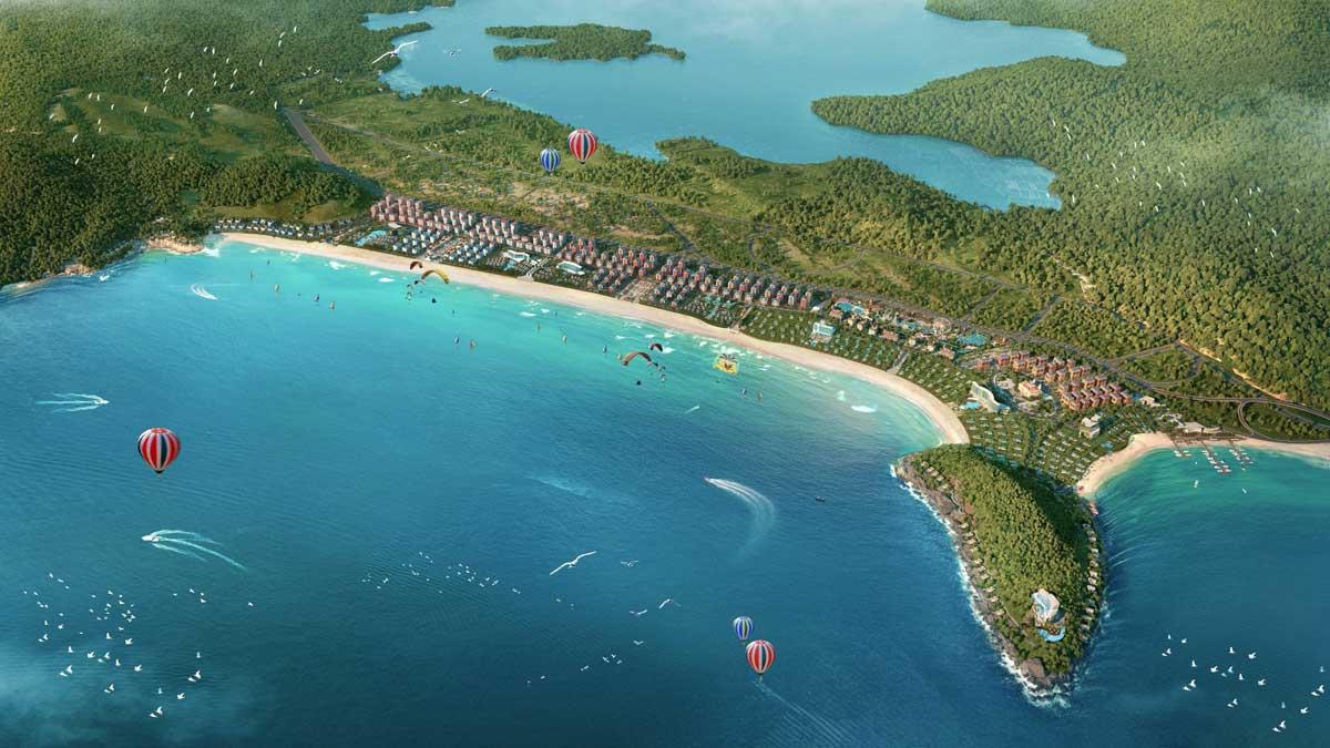 Mat bang tong the Du an Wonder City Van Phong Bay - Mặt-bằng-tổng-thể-Dự-án-Wonder-City-Vân-Phong-Bay
