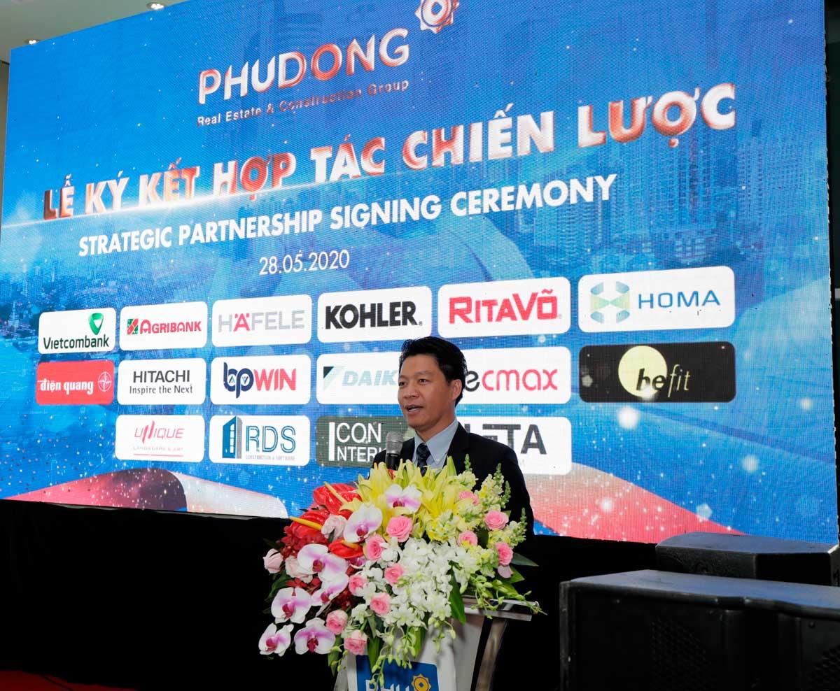 Ong Ngo Quang Phuc TGD Phu Dong Group - PHÚ ĐÔNG GROUP