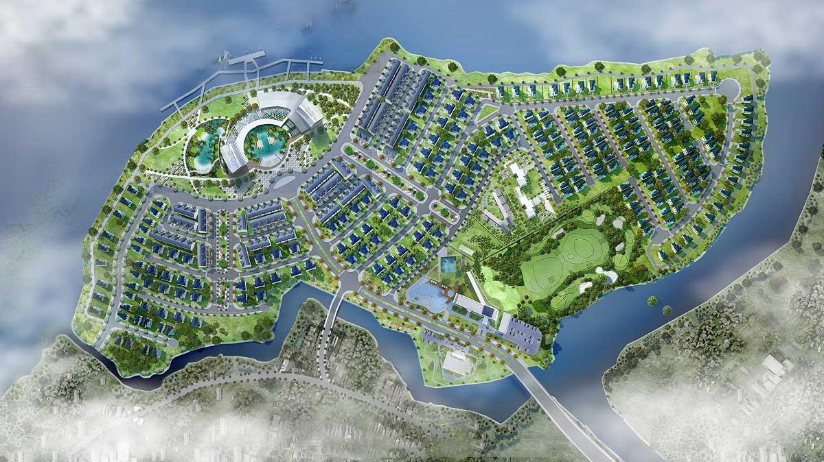 River Pearl City Tan Van - River-Pearl-City-Tân-Vạn