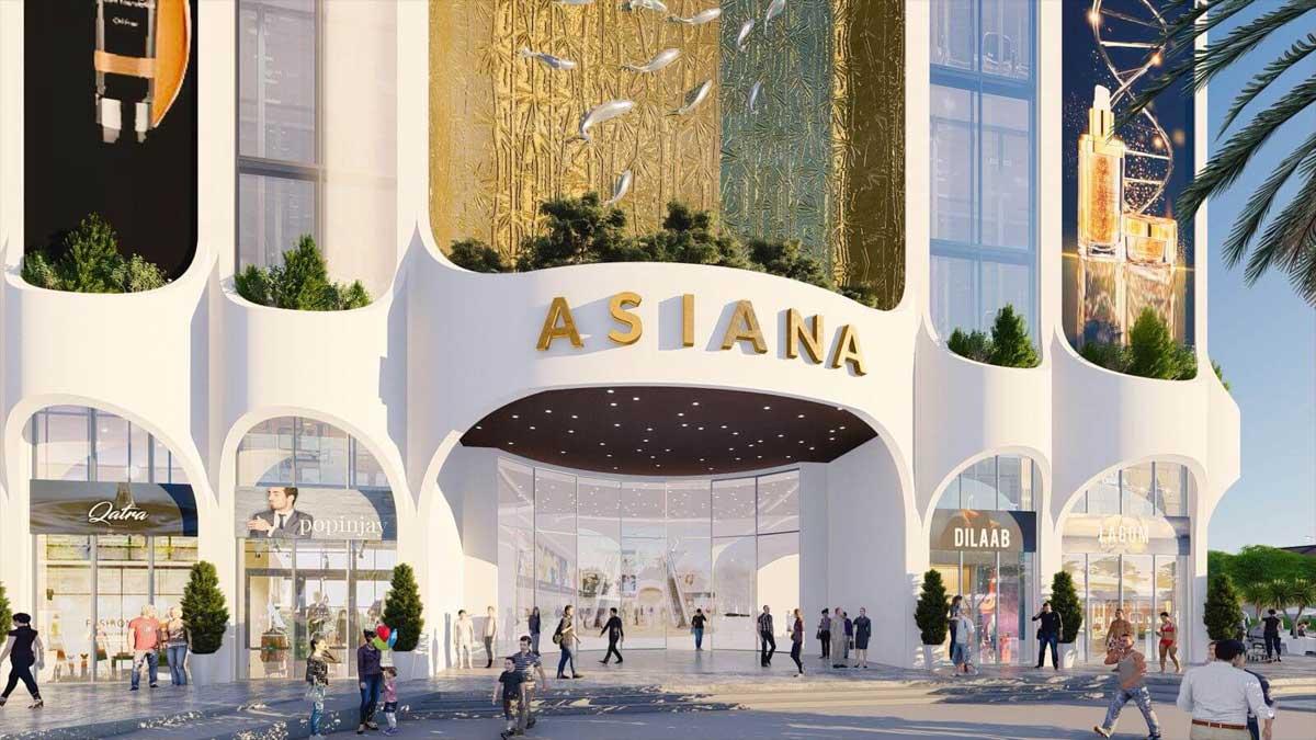 Shophouse Asiana Luxury Residences - Asiana Luxury Residences