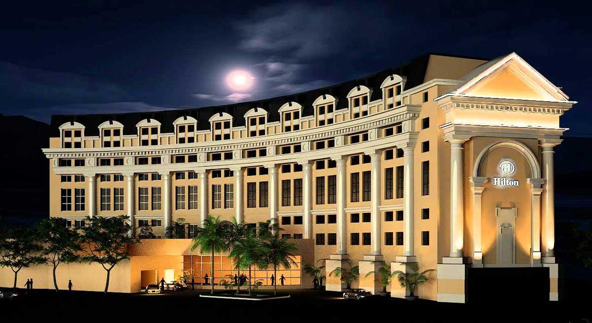 Tap doan Khach san Hilton Worldwide - HILTON WORLDWIDE