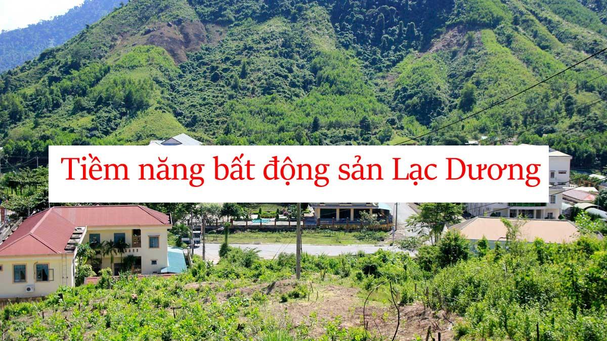 Tiem nang bat dong san Lac Duong - CHARM RESORT LẠC DƯƠNG