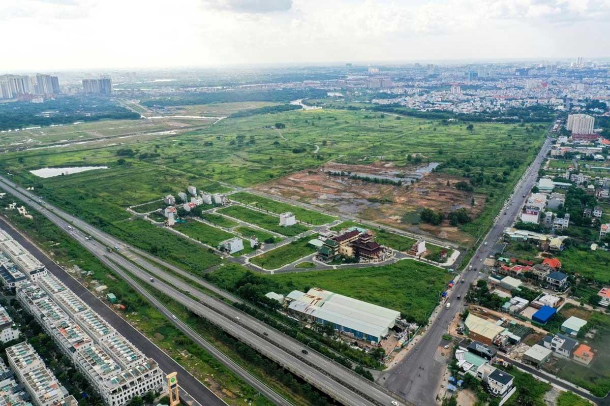 Tien do thi cong Du an Khu do thi Sai Gon Binh An moi nhat 2021 - Khu đô thị Sài Gòn Bình An