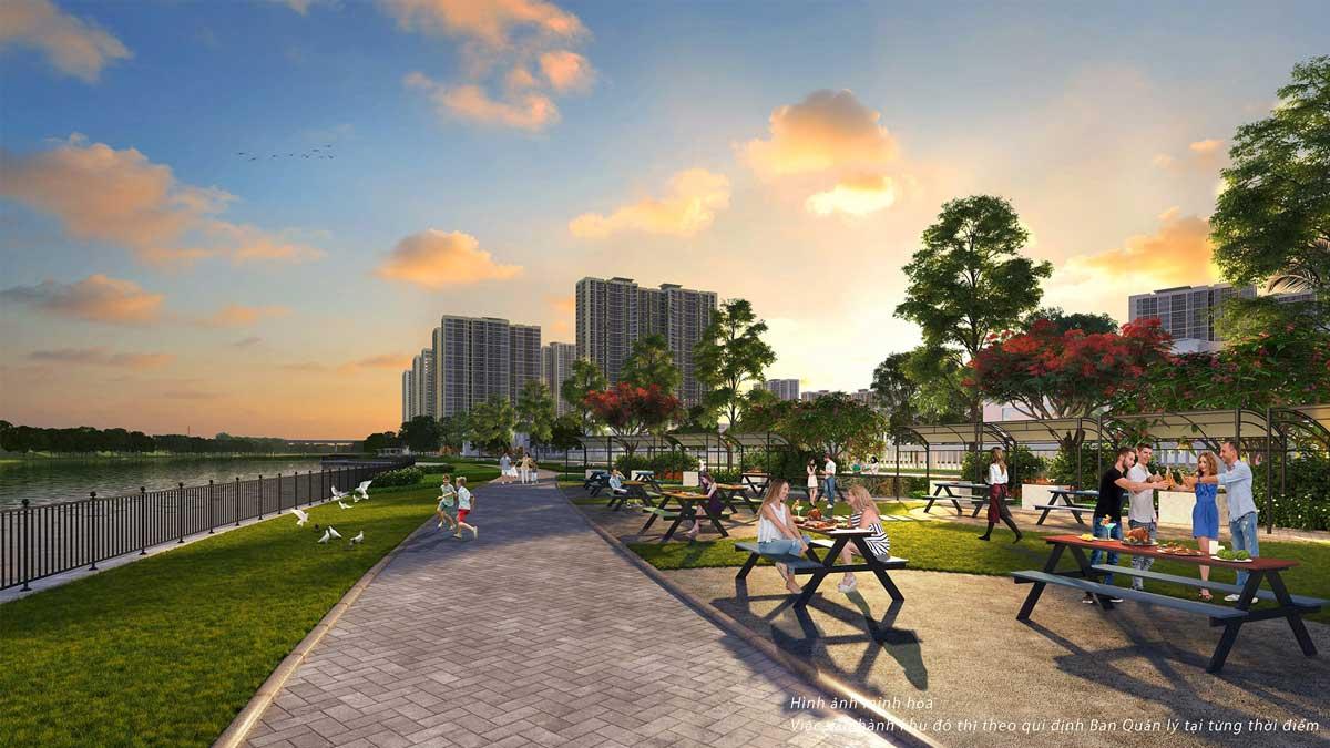 Tien ich Du an Khu do thi Sai Gon Binh An moi nhat 2021 - Khu đô thị Sài Gòn Bình An