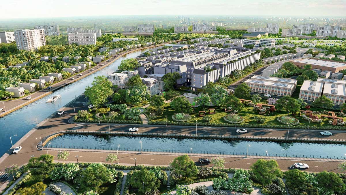 Tien ich noi khu Nha pho One Palace Luxury Residence - One Palace 2