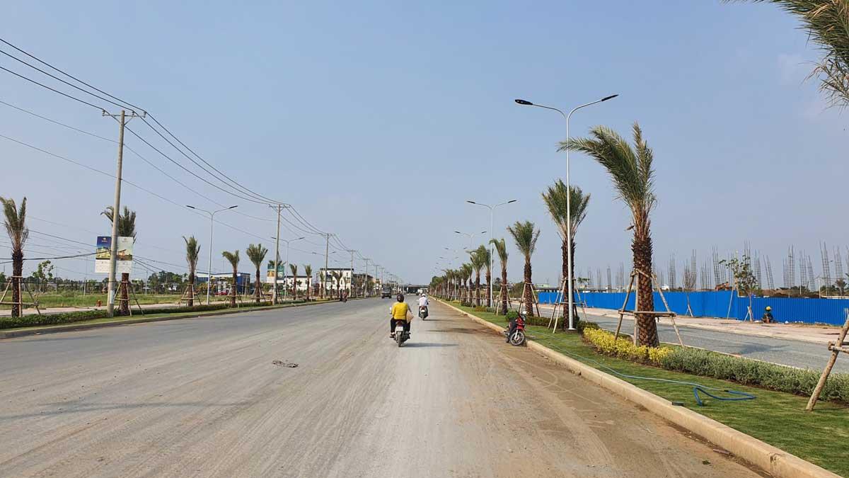 cap nhat tien do thi cong du an the sol city thang 3 nam 2021 - The Sol City